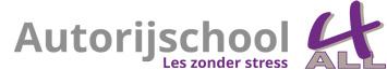 Autorijschool 4all Almelo logo